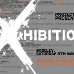 Xhibition Flyer Front