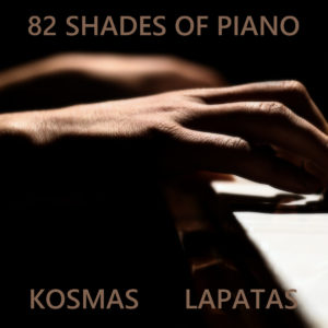 82 Shades of Piano, by Kosmas Lapatas